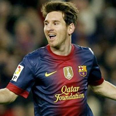 Eligen jugadores brasileños a Messi como el mejor del mundo