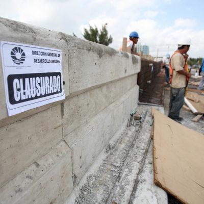 Iniciarán demolición del polémico muro del puente Calinda en Cancún
