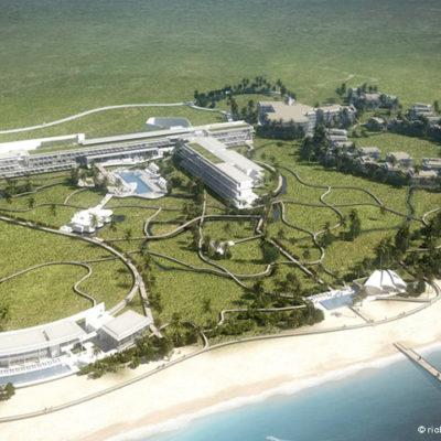 SACAN DE LA 'CONGELADORA' PROYECTO TURÍSTICO: Después de 2 años, retoman construcción del complejo Kanai en la Riviera Maya