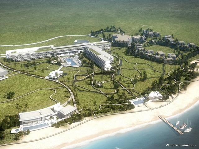 Confirman que el Complejo Kanai abrirá en 2013 en la Riviera Maya con 598 habitaciones de lujo y un campo de golf