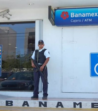 Reportan saldo blanco en Cancún