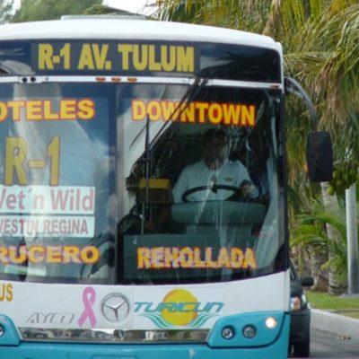 NUEVA TARIFA DEL TRANSPORTE: Confirman entrada en vigor del incremento al pasaje en Cancún a partir de este viernes; no afectará a estudiantes, discapacitados y adultos mayores, asegura Alcalde