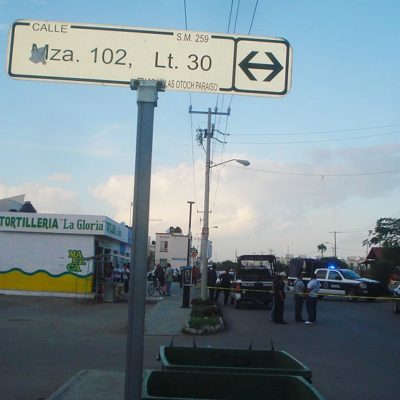 Nuevo crimen violento en Cancún: hallan en bolsas de basura el cuerpo de una mujer descuartizada