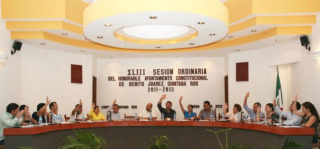 Aprueba Cabildo convenio con tiendas OXXO para facilitar el pago del predial en Cancún