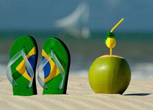Crece preferencia del turismo brasileño por Cancún
