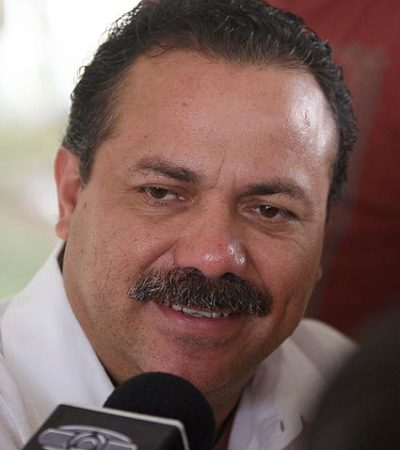 Advierte Alcalde riesgos para echar a andar nuevo relleno sanitario de Cancún por nulo avance en la construcción de carretera de acceso