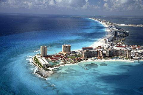 Propone IP construir puente corto para unir Zona Hotelera con el centro de Cancún