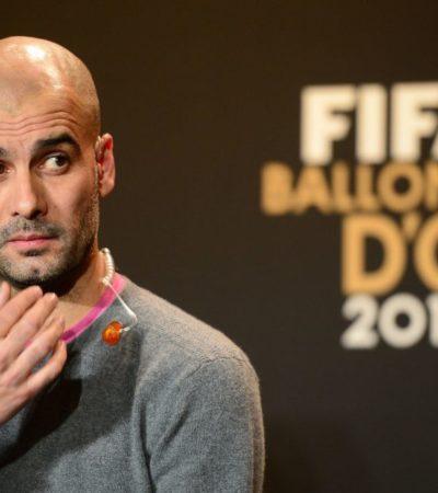 Anuncia Guardiola que volverá a dirigir el próximo año