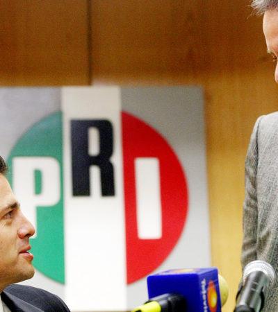 Presentan Senadores del PRD denuncia contra Pedro Joaquín Coldwell por presunto conflicto de interés