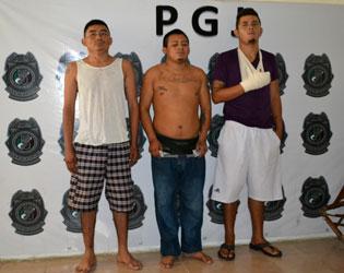 Caen 3 sicarios de 'Los Pelones' en Cancún y los vinculan con ejecuciones