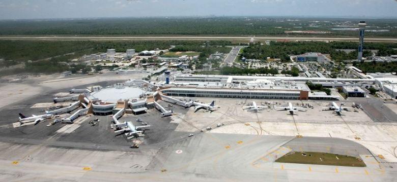 Será el aeropuerto de Cancún base de dos aerolíneas: Pullmantur y VivaAerobus