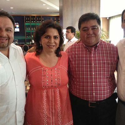 Nombra PRI delegados para QR y Cancún para tratar de revertir tendencia de voto en contra