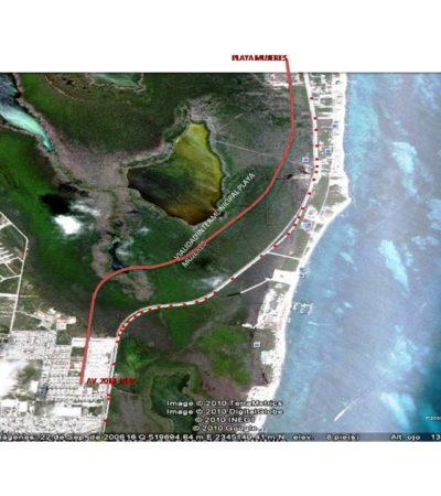 Ganan amparo pescadores de Isla Mujeres en disputa por 300 hectáreas en Ciudad Mujeres