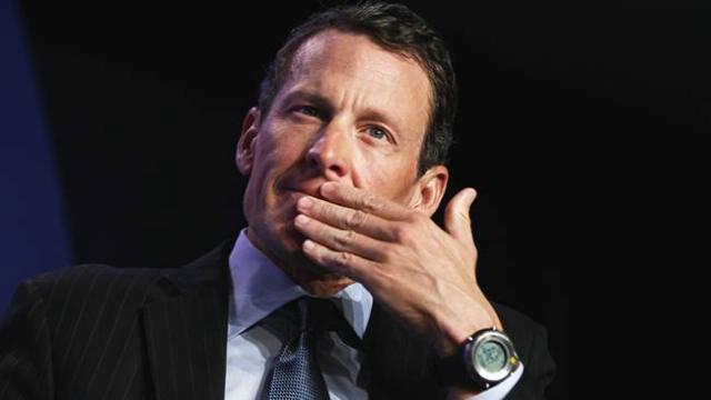 Ante Oprah, el mito del ciclismo Lance Armstrong confiesa que se dopó