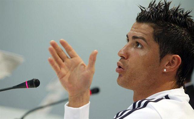 Evita Ronaldo hablar sobre la renovación de su contrato con el Real Madrid