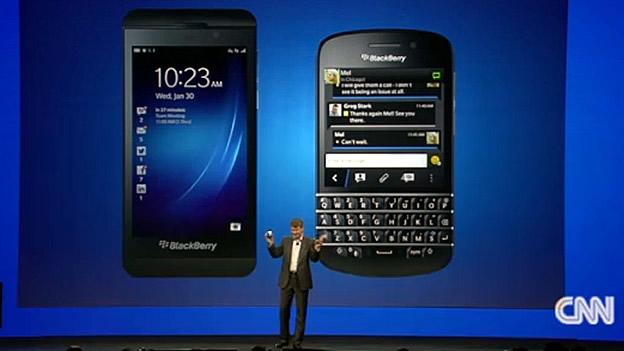 Intenta BlackBerry regresar… presenta sus nuevos teléfonos en una gran apuesta para salir del hoyo