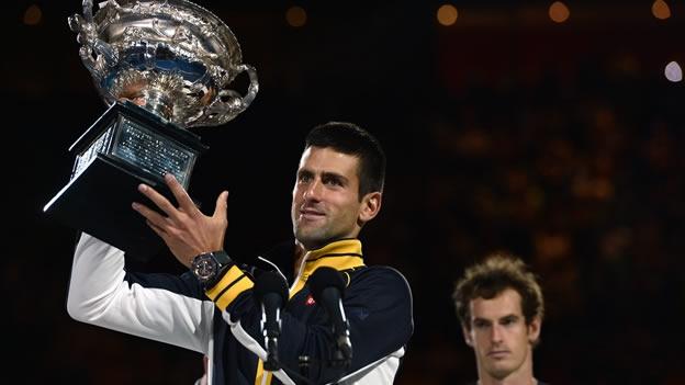Se corona Djokovic en el Abierto de Australia