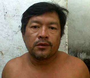Detienen a hombre en Cozumel por lesionar con un cuchillo a su esposa