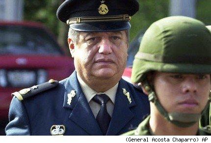 Dan 50 años de cárcel al asesino del General Acosta Chaparro