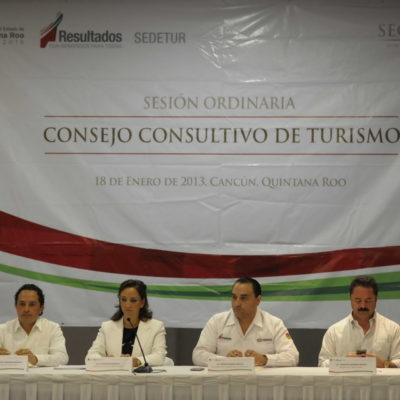 En su primera visita a QR, pide Secretaria de Turismo que México sea un 'destino sustentable'