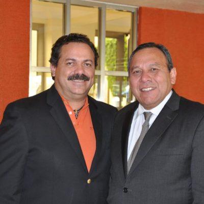 Busca Ricalde apoyo de bancada perredista en el Congreso para bajar recursos para proyectos en Cancún
