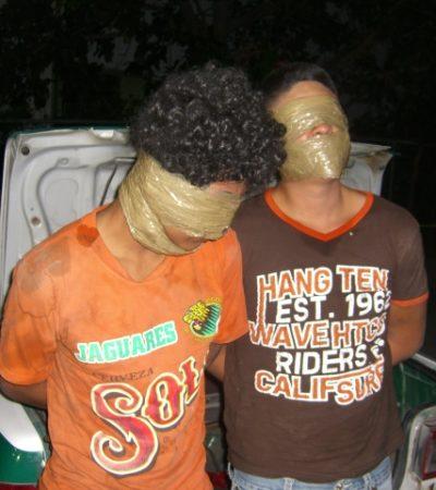 Identifican a los dos últimos ejecutados hallados en Cuna Maya; sus asesinos fueron los 2 encajuelados rescatados por la policía