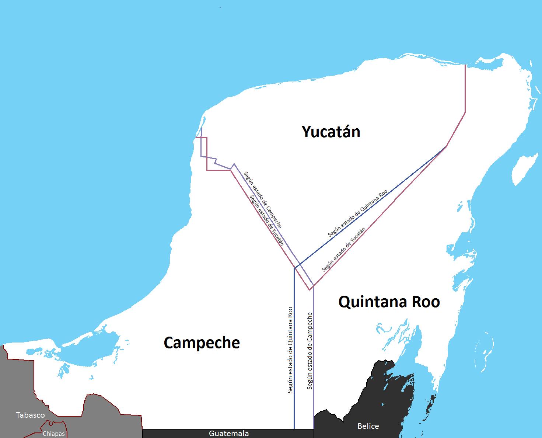 Tumba el Trife redistritación de QR y entrega secciones electorales a Campeche; Félix y Borge tendrán que explicar porqué cedieron territorio en aras de echar abajo nuevo mapa electoral: Meckler