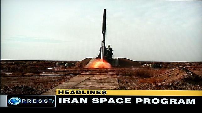 Sorprende Irán: dice haber mandado un mono al espacio en un programa de misiles y desarrollo espacial