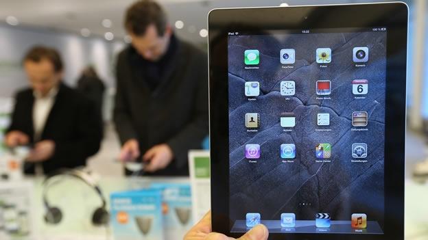 Anuncian iPad con el doble de memoria: 128 GB