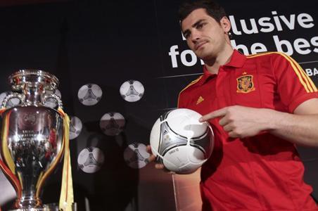 Iker Casillas, el mejor portero del mundo en 2012