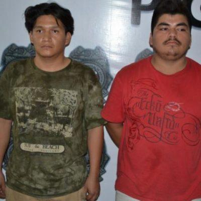 Detienen a 2 cómplices del descuartizador de una mujer en Villas Otoch en Cancún