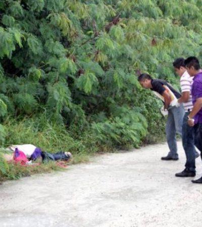 Ejecutan a travesti en Bonfil relacionado con 'Zetas'; es el quinto crimen del año en QR vinculado al narco