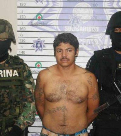 Dan formal prisión a sicario por atentado contra empresario en Playa