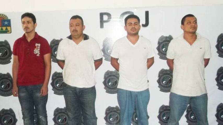 Dan formal prisión por secuestro a 4 sicarios de los 'Los Zetas' en Cancún