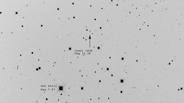 """Anticipan para dentro de unos meses la llegada del que podría ser uno de los cometas """"más espectaculares de la historia"""""""