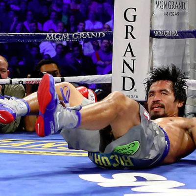 Ve neurólogo síntomas tempranos de mal de Parkinson en Pacquiao y recomienda el retiro del boxeador