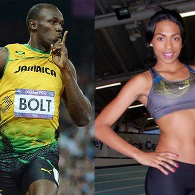 Ya se sabía, jalan más…: Revelan que Usain Bolt se motivó para correr en tiempo récord con fotos del trasero de su ex novia