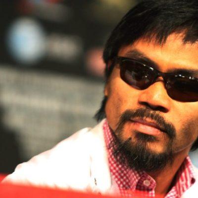 Desmiente Pacquiao padecer principios de Parkinson y va por una quinta pelea con Márquez