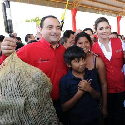 Detecta DIF 300 menores en Cancún dedicados a la pepena para la venta de material reciclable