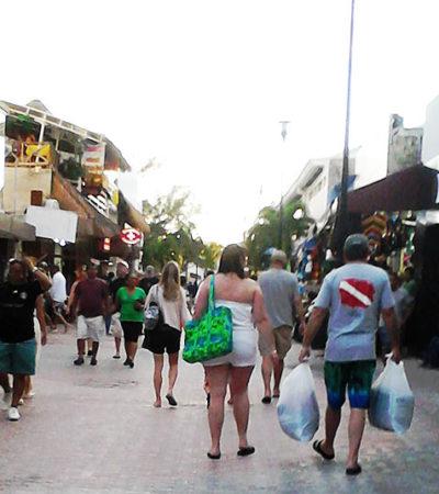 UBICAN NARCOTIENDA EN ZONA TURÍSTICA: Clausuran negocio de artesanías usado como pantalla para vender droga en Playa del Carmen