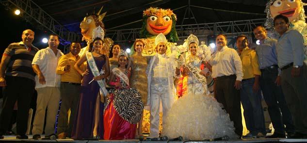 Arranca el Carnaval de Cancún 2013