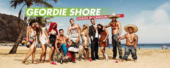 'Geordie Shore. Caos en Cancún…' Inicia 'reality show' de MTV de jóvenes 'reventándose' en el Caribe mexicano