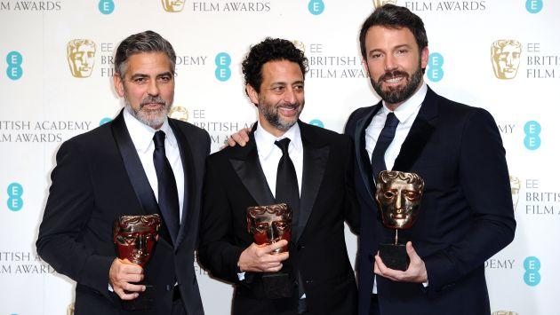 Triunfa 'Argo' en los premios Bafta y se posiciona como favorita para los 'Oscar'