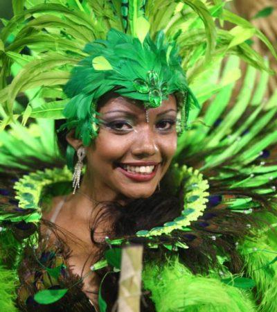 Con una explosión de color, sensualidad y mucha samba, termina el Carnaval de Río de Janeiro