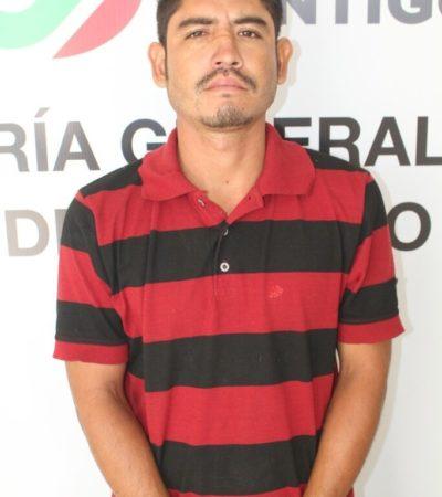 Aclaran homicidio de un hombre en Lagunitas: lo mató su hijastro