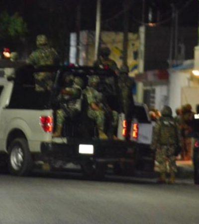 Catean departamentos de 'El Monstruo' en Chetumal