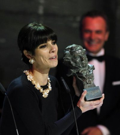 Triunfa 'Blancanieves' en los Premios Goya, en una jornada de críticas contra los recortes del gobierno español