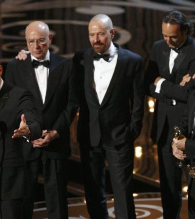 PREMIOS OSCAR: 'Argo' es la Mejor Película en una competida noche de premios en Hollywood