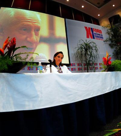 FORO NACIONAL DE TURISMO: Anuncia Sectur diagnósticos de destinos
