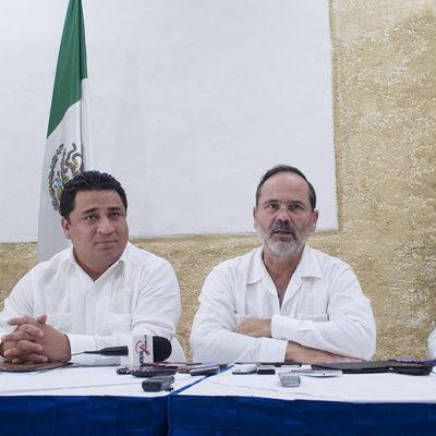 De cara a la alianza con el PRD, advierte Gustavo Madero a panistas que no serán los proyectos personales los que definan candidatos en QR